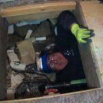 Crawlspace Adventures - Armada Inspection Services